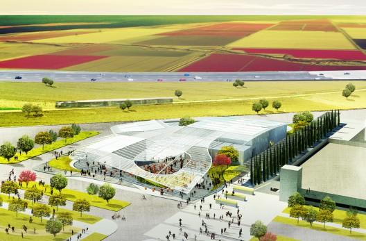 موزه هنر توسط گروه معماری UC device