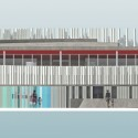 Daily Child Care Facility Competition Entry / ddrlp elevation 01