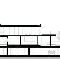 M2 House / monovolume architecture + design Section