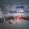 Golden State Warriors Stadium / Snøhetta + AECOM © Snøhetta + AECOM