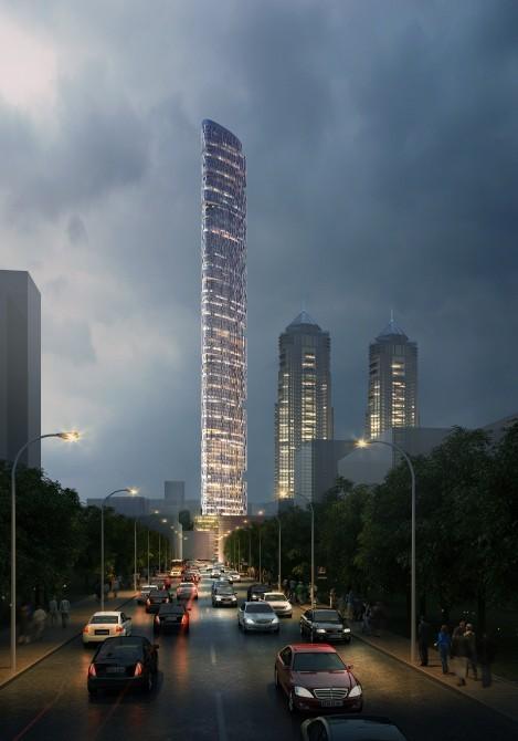 بلندترین آسمانخراش بمبئی