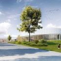 Musholm Bay Holiday Resort Winning Proposal / AART Architects Courtesy of AART Architects