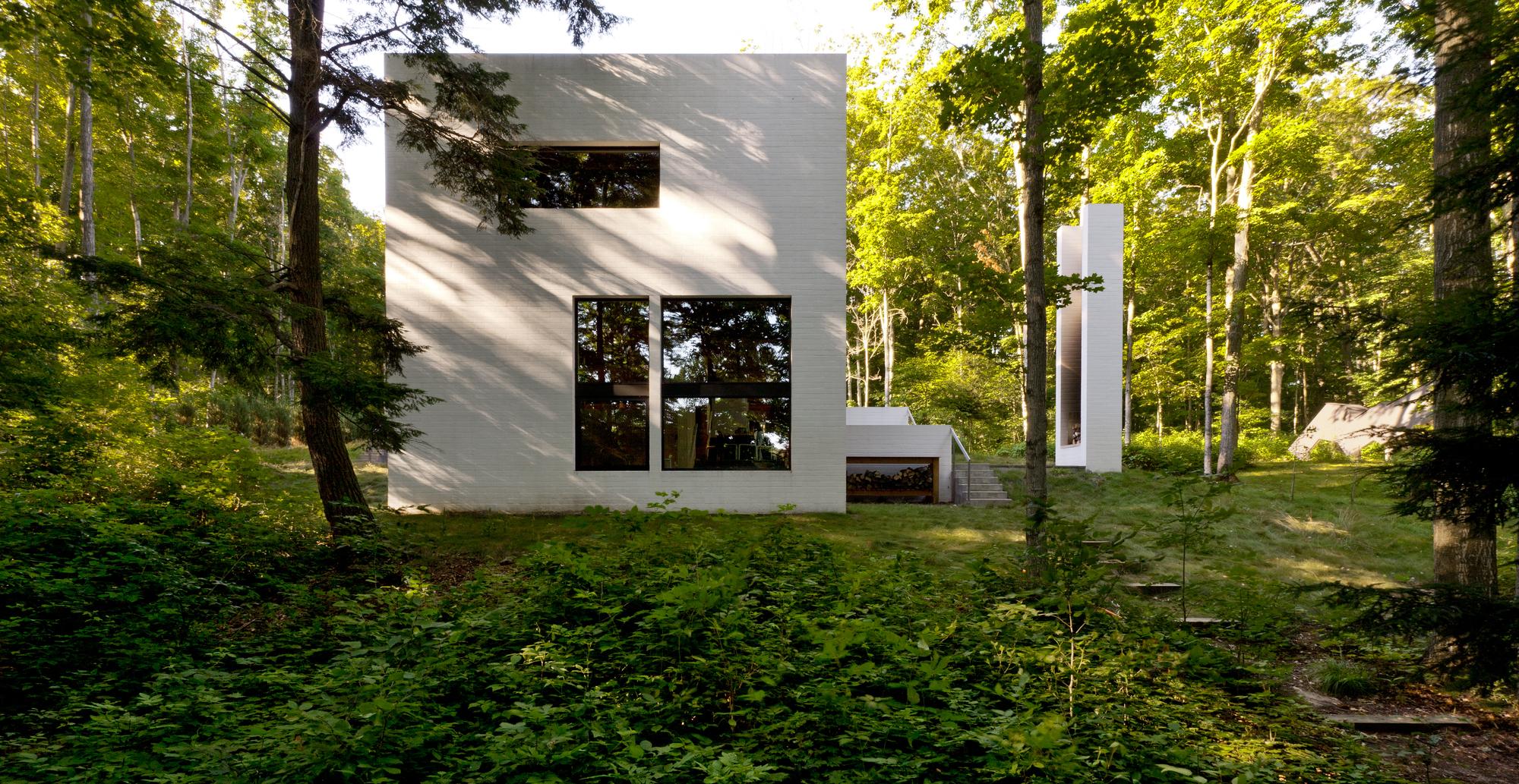 Yingst retreat by salmela architect