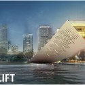 DawnTown 2013: Landmark Miami Design Competition Winners Announced 1st place / © DawnTown