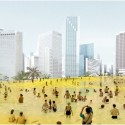 DawnTown 2013: Landmark Miami Design Competition Winners Announced 2nd place / © DawnTown