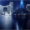 DawnTown 2013: Landmark Miami Design Competition Winners Announced honorable mention / © DawnTown