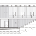 Won Dharma / hanrahanMeyers architects Elevation