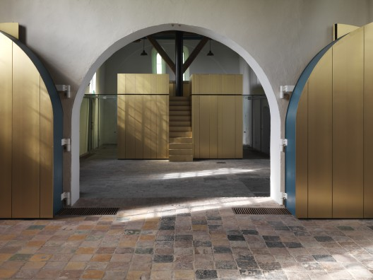Leegkerk Church Interior Renovation / awg architects | ArchDaily