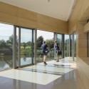 Michael Baker Boathouse / Associated Architects  Martine Hamilton Knight