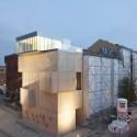 Tchoban Foundation - Museum for Architectural Drawing / SPEECH Tchoban & Kuznetsov © Patricia Parinejad