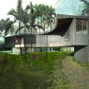 Architectural League Prize 2013 Winners Announced Playa Grande Main House, Dominican Republic / © Young Projects