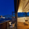 Lavender Bay Boatshed / Stephen Collier Architects © Peter Bennetts