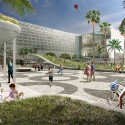 BIG Unveils Design for Miami Beach Convention Center © BIG