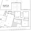 Paling Fence House / NASA Plan