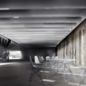 Château of Chillon Restaurant & Boutique Competition Entry / Mauro Turin Architectes Courtesy of Mauro Turin Architectes