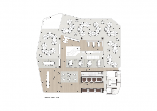 One one eagle street cox rayner architects archdaily for Cox plans