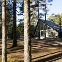 Hölick Sea Resort, Lodge No 2 / Form Arkitektur Mats Edlund © Johan Cnattingius