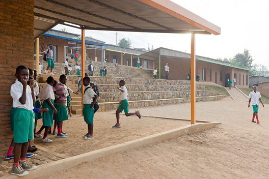 Umubano Primary School / MASS Design Group