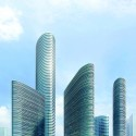 Xuzhou Suning Plaza Proposal / Aedas Courtesy of Aedas