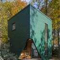 Guest House / SMNG-A Architects © Tom Rossiter
