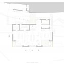 PF Single Family House / Burnazzi Feltrin Architects Second Floor Plan