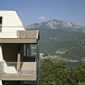 GI Multi-family Housing / Burnazzi Feltrin Architects © Carlo Baroni