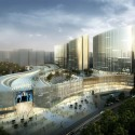Xiamen Wu Yuan Wan Mixed-Use Development Winning Proposal / Aedas Courtesy of Aedas