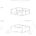 Two in One House / Clavienrossier Architectes Plans