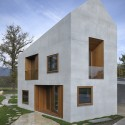 Two in One House / Clavienrossier Architectes © Roger Frei