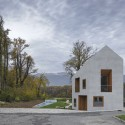 Two in One House / Clavienrossier Architectes  Roger Frei