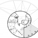 Snailtower / Künnapu & Padrik Architects Floor Plan