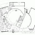 Science Centre AHHAA / Künnapu & Padrik Architects Second Floor Plan