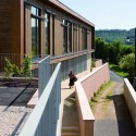 School in Montrottier / Tekhnê Architects © Jérôme Ricolleau