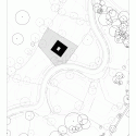 Villa V / Paul de Ruiter Architects Site Plan