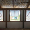 Prototype Housing I / Collective Studio Loft with openings for ventilation