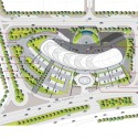 Baku White City Office Building Proposal / ADEC – Azerbaijan Development Company site plan