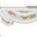 Baku White City Office Building Proposal / ADEC – Azerbaijan Development Company basement floor plan
