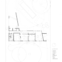 Bluff House / Inarc Architects Ground Floor Plan