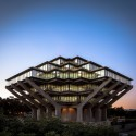 Geisel Library  Darren Bradley