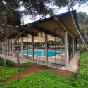 UCSD: A Built History of Modernism Natatorium © Darren Bradley