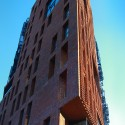 Red Apple Apartment Building  / Aedes Studio Courtesy of Aedes Studio