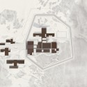 Ny Anstalt Correctional Facility Winning Proposal / Schmidt Hammer Lassen Architects site plan