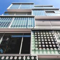 Vibrant Geometry / 3h architecture Ltd Courtesy of 3h architecture Ltd