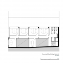 Vibrant Geometry / 3h architecture Ltd Second Floor Plan