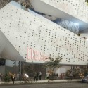 Cultural Center in Guadalajara Competition Entry / PM²G Architects Courtesy of PM²G Architects