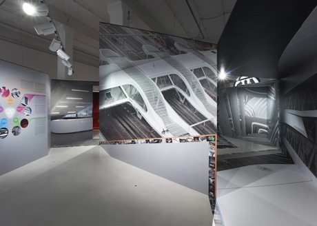 Motion Matters Exhibition / UNStudio