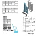 'Harvest' Nordic Built Challenge Finalist Proposal / AHA+ and SAAHA facade system diagram