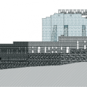 Hambach Castle / Max Dudler Elevation