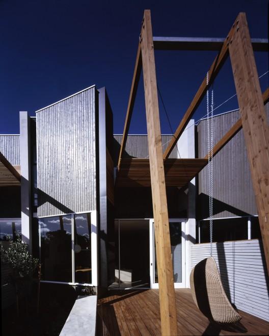 elwood townhouses mcallister alcock architects. Black Bedroom Furniture Sets. Home Design Ideas
