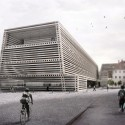 Museum of Bavarian History Competition Entry / Mauro Turin Architectes Courtesy of Mauro Turin Architectes